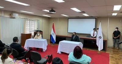La Nación / Fiscalía y comisiones vecinales acuerdan cooperar en seguridad ciudadana