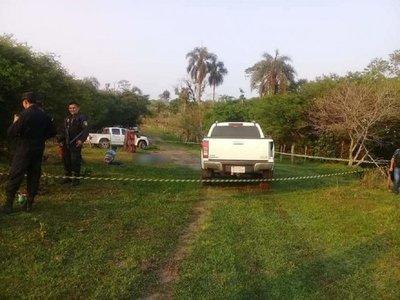 Hijo de ex diputado fue asesinado en una estancia de Caazapá