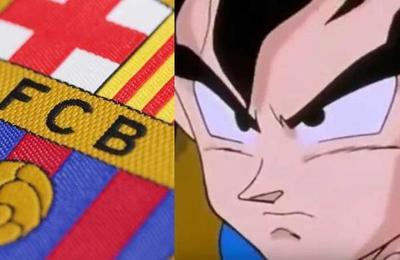'Ahora soy Goku': Ex jugador del Barcelona se cambia de nombre por uno de Dragon Ball