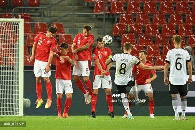 Alemania y Suiza se reparten los puntos en un festival de goles