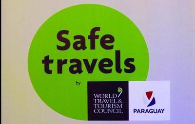 """Paraguay recibió sello de """"Safe Travels"""" garantizando que es un destino seguro"""