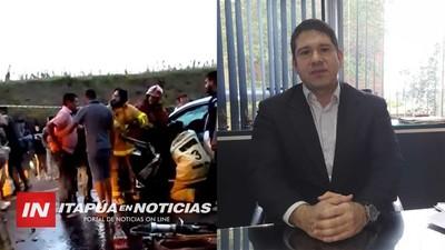 PIDEN IMPUTACIÓN POR HOMICIDIO EN CONTRA DEL CONCEJAL JORGE DAVALOS