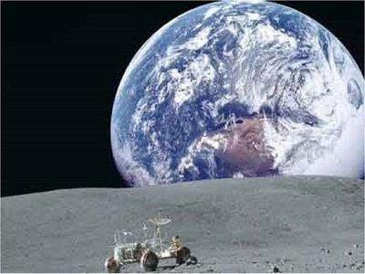 NASA anuncia acuerdo con 7 países con normas para explorar la Luna