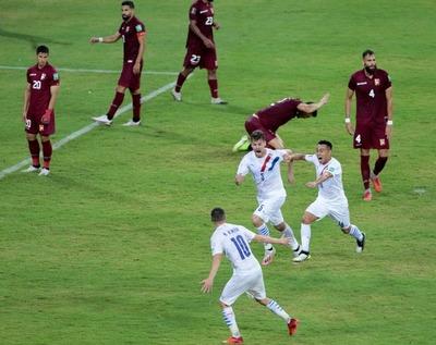 Primer triunfo de Paraguay en las Eliminatorias Sudamericanas