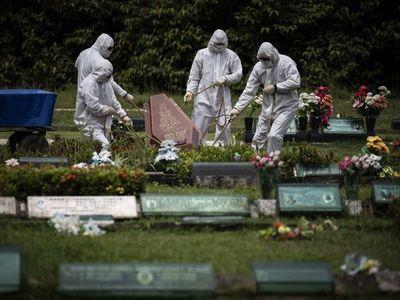 EEUU supera los 215.800 muertos y 7,85 millones de casos de Covid-19