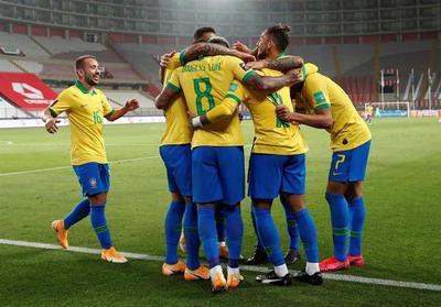 Un Brasil liderado por Neymar vence a Perú en Lima