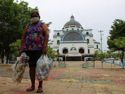 Prohibirán procesiones masivas y acceso de vulnerables en Caacupé