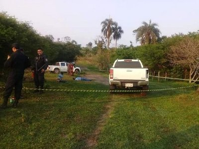 Asesinan a hijo de ex diputado colorado