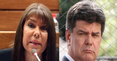 """La Nación / """"Efraín Alegre tiene 200 mil razones para defenderle a Celeste"""""""