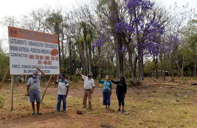 Los salesianos buscan vender propiedad donada para obras sociales en Limpio