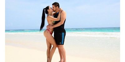 "Video. Esposa Miss de Antony Silva festeja en redes ""tapando bocas"""