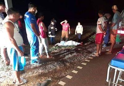 Adolescente muere en accidente de tránsito