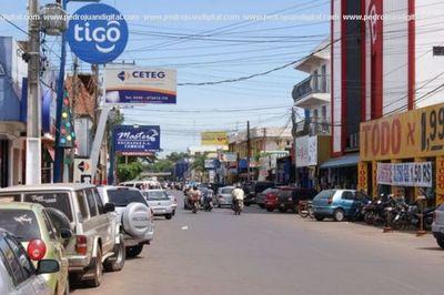 Pedro Juan y Salto del Guairá van a parar si no hay apertura de sus fronteras para el jueves