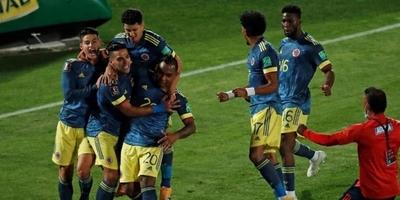 HOY / Falcao saca un punto de oro para Colombia de Santiago