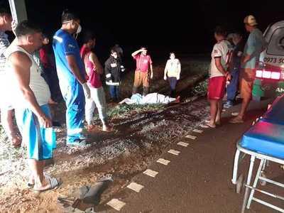 Menor de 15 años falleció en accidente de tránsito