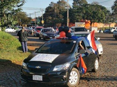 Convocan a una caravana contra negociados del clan Caballero en Minga