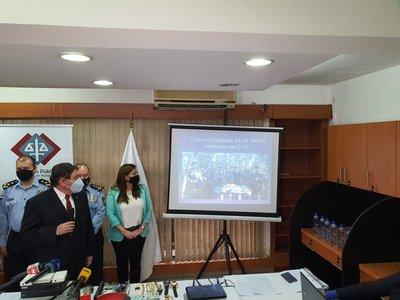 Identifican e imputan a supuestos autores del secuestro de Óscar Denis