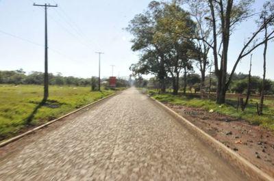 Callejón Mafussi se presenta como nueva alternativa vial de desarrollo