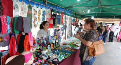 Feria para emprendedores en Lago de la República