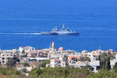 Israel y El Líbano es históricas negociaciones sobre frontera marítima