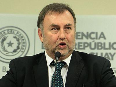 """Benigno López renunciará como ministro de Hacienda el fin de semana, """"pase lo que pase"""""""