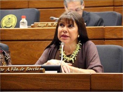 PLRA traslada al Senado conflicto por sanción a Celeste Amarilla