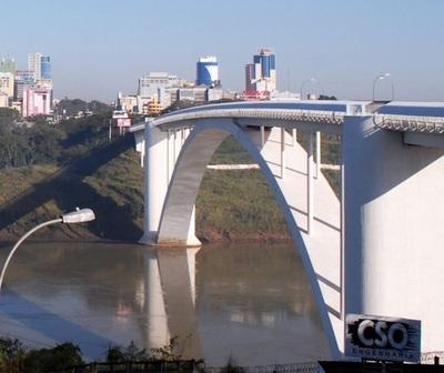 A un día de la reapertura del Puente de la Amistad