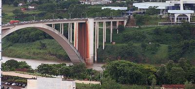 Mañana se dará la reapertura del Puente de la Amistad