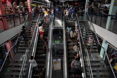 Los servicios en Brasil crecen 2,4 % en agosto, la tercera alza consecutiva