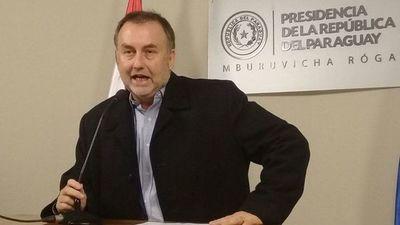 Benigno López renunciará como ministro de Hacienda – Prensa 5