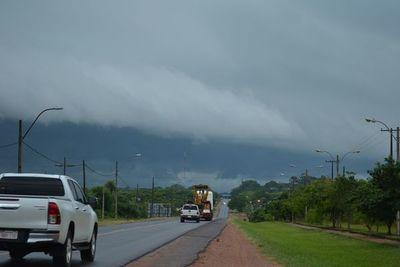 Reportan lluvias en varios puntos del país y se reactiva nueva alerta por tormentas