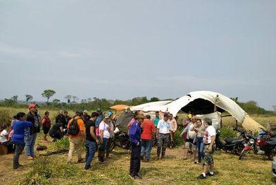 Organización campesina pide anular título de propiedad de terreno en Curuguaty