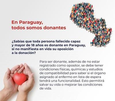 14 de octubre: Día Mundial de la Donación de Órganos y Tejidos