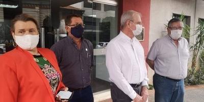 HOY / Ganaderos denuncian ante Fiscalía a senadores por supuesta arenga para invadir estancia