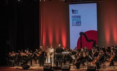 HOY / Más de 100 artistas nacionales en el XIII Festival Mundial del Arpa en Paraguay