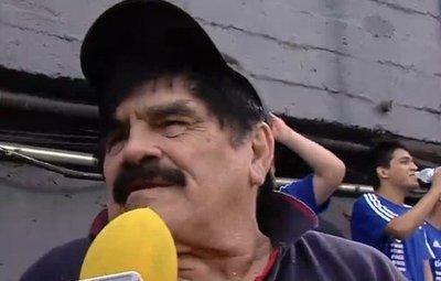 """Un grande de nuestro fútbol, Pedro """"Cable"""" Molinas, partió a la eternidad"""