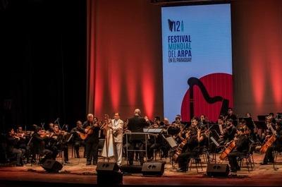 El XIII Festival Mundial del Arpa en Paraguay será exclusivamente con artistas locales