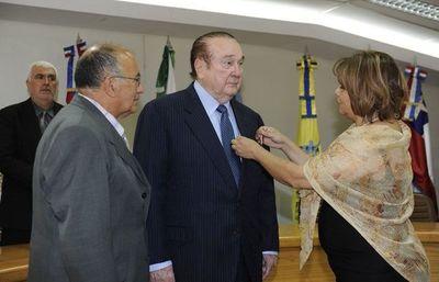 CONMEBOL recupera casi US$ 37.000.000 de cuentas de Leoz y Deluca
