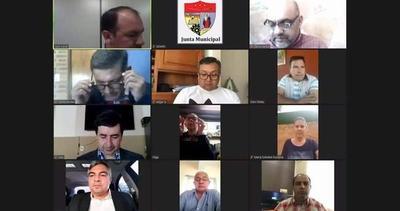 Junta Municipal no sesionó por falta de quorum – Prensa 5