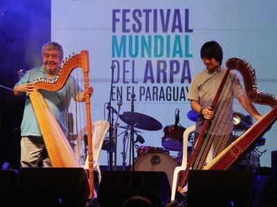 Se viene el 13º Festival Mundial del Arpa en el Paraguay