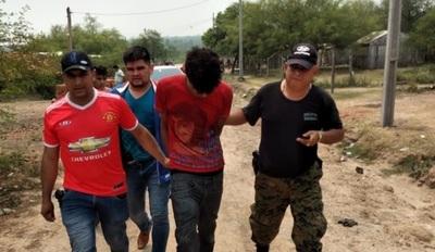 Concepción: Detienen una vez más a «Camarasa»