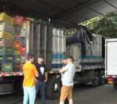 Cae gran cargamento de mercaderías presuntamente de contrabando