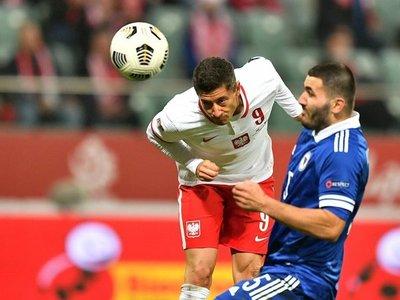 Lewandowski liquida a Bosnia