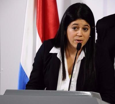Mónica Seifart irá al Consejo de la Magistratura en representación del Ejecutivo