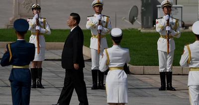 Presidente de China pide a los soldados que se preparen para la guerra