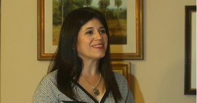 Mónica Seifart es nombrada representante del Ejecutivo ante el Consejo de la Magistratura