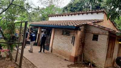 Nuevo allanamiento sin resultados a seis meses de la desaparición de la niña en Emboscada