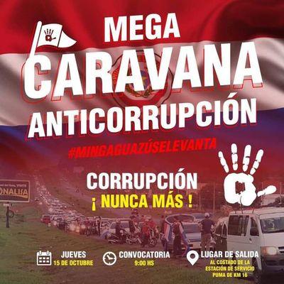 Crece repudio ciudadano contra negociados de clan cartista en Minga Guazú