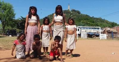 La Nación / Alumnos de la UNA organizan colecta a beneficio de la comunidad indígena Cerro Poty
