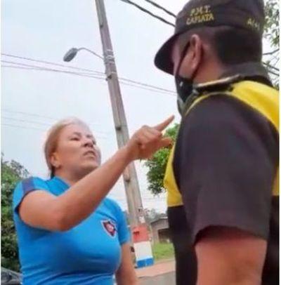 """VIDEO/ Mujer maravilla: """"Todo el tiempo no usé tapabocas y nunca me enfermé"""""""